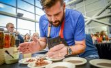Chef Mendenhall preps Paired L.A. pairings