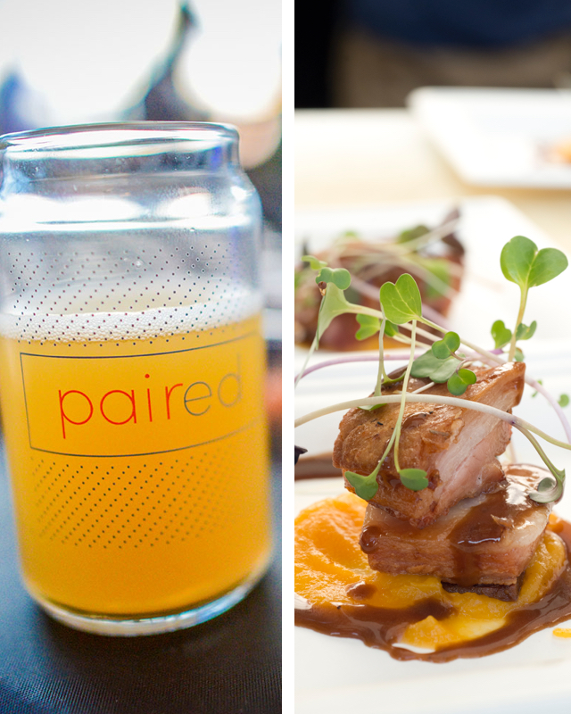 Paired L.A. food and beer pairing